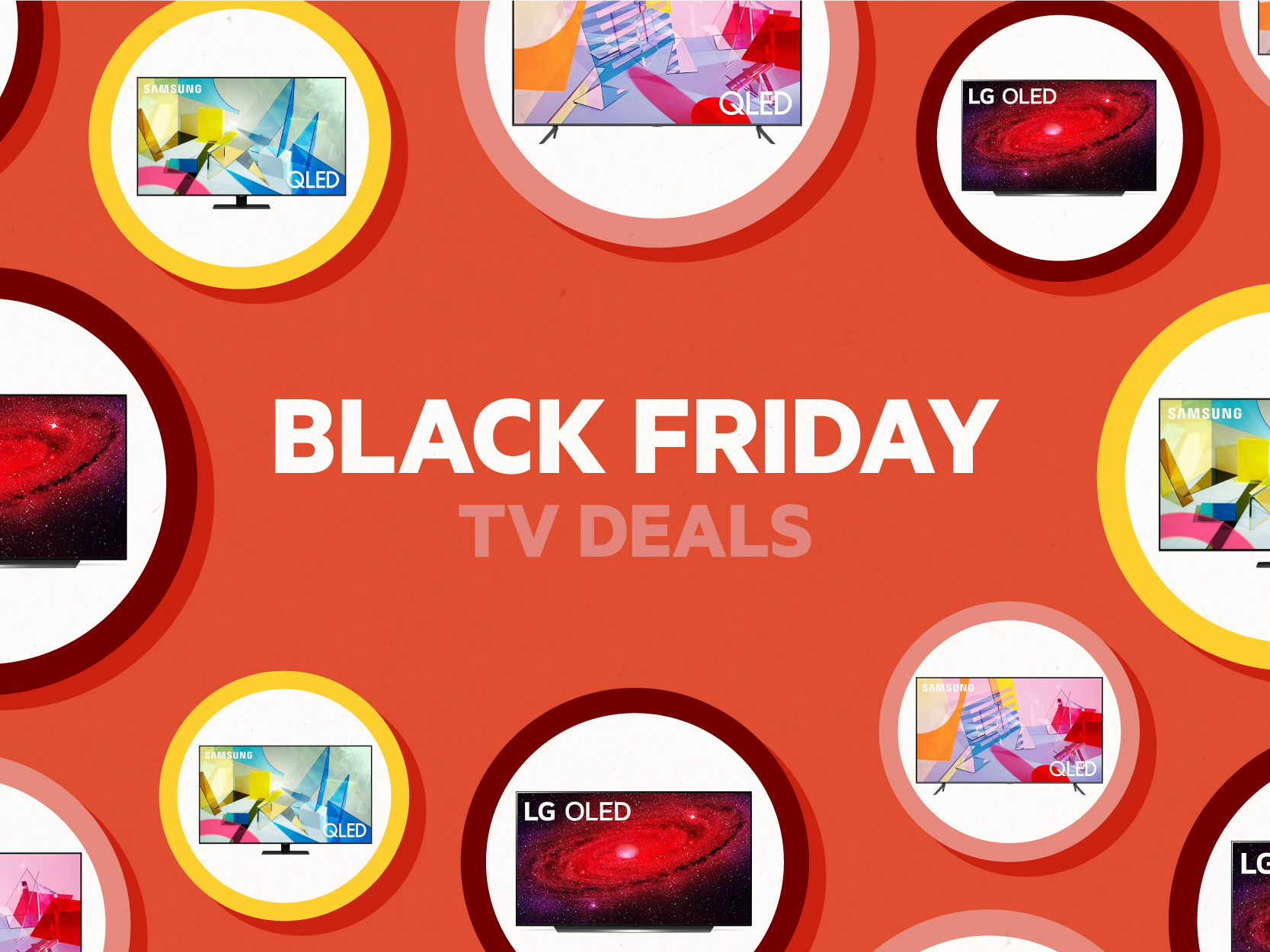 The best Black Friday TV deals available now from LG, Samsung, Sony, and more
