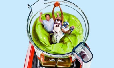 Why All Your Favorite Athletes Are Selling Supplements Now