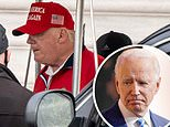 Trump says Biden can only be President if he 'proves' votes are real