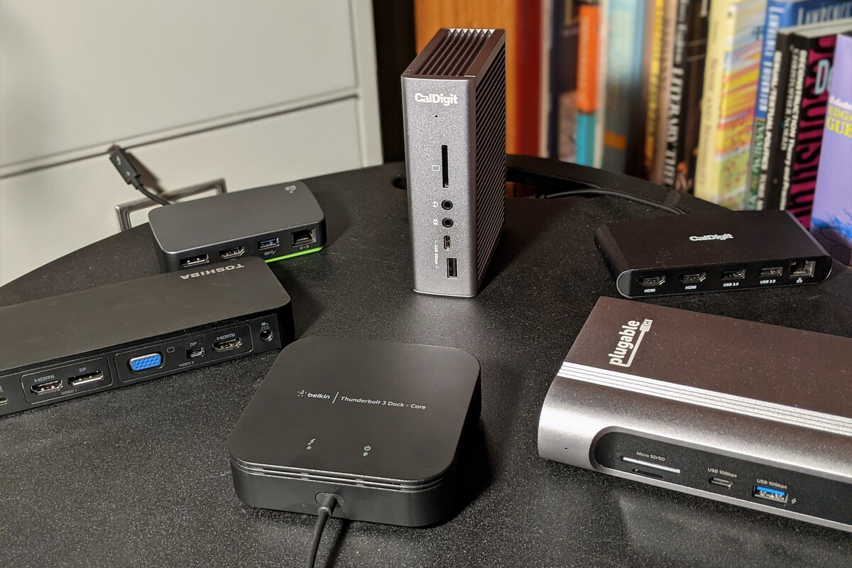 The best Thunderbolt docks you can buy for your laptop PC