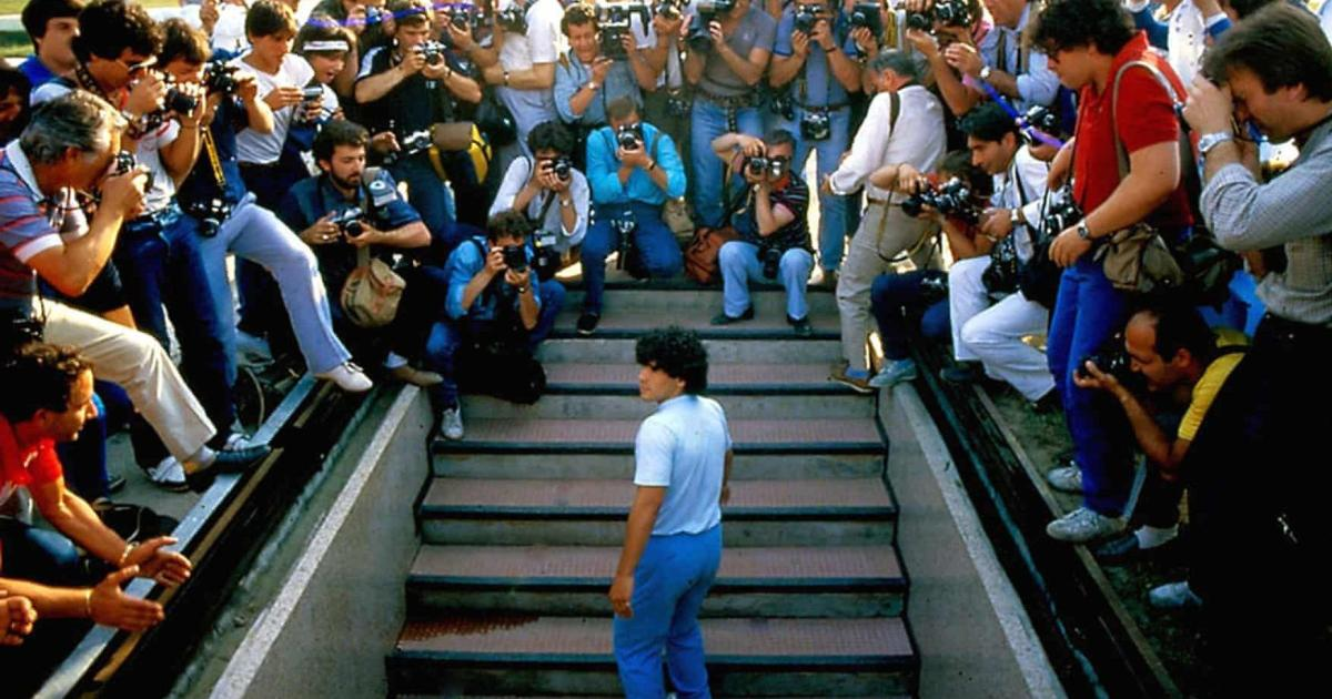 In Maradona, the world mourns a legend—but Naples mourns a part of itself