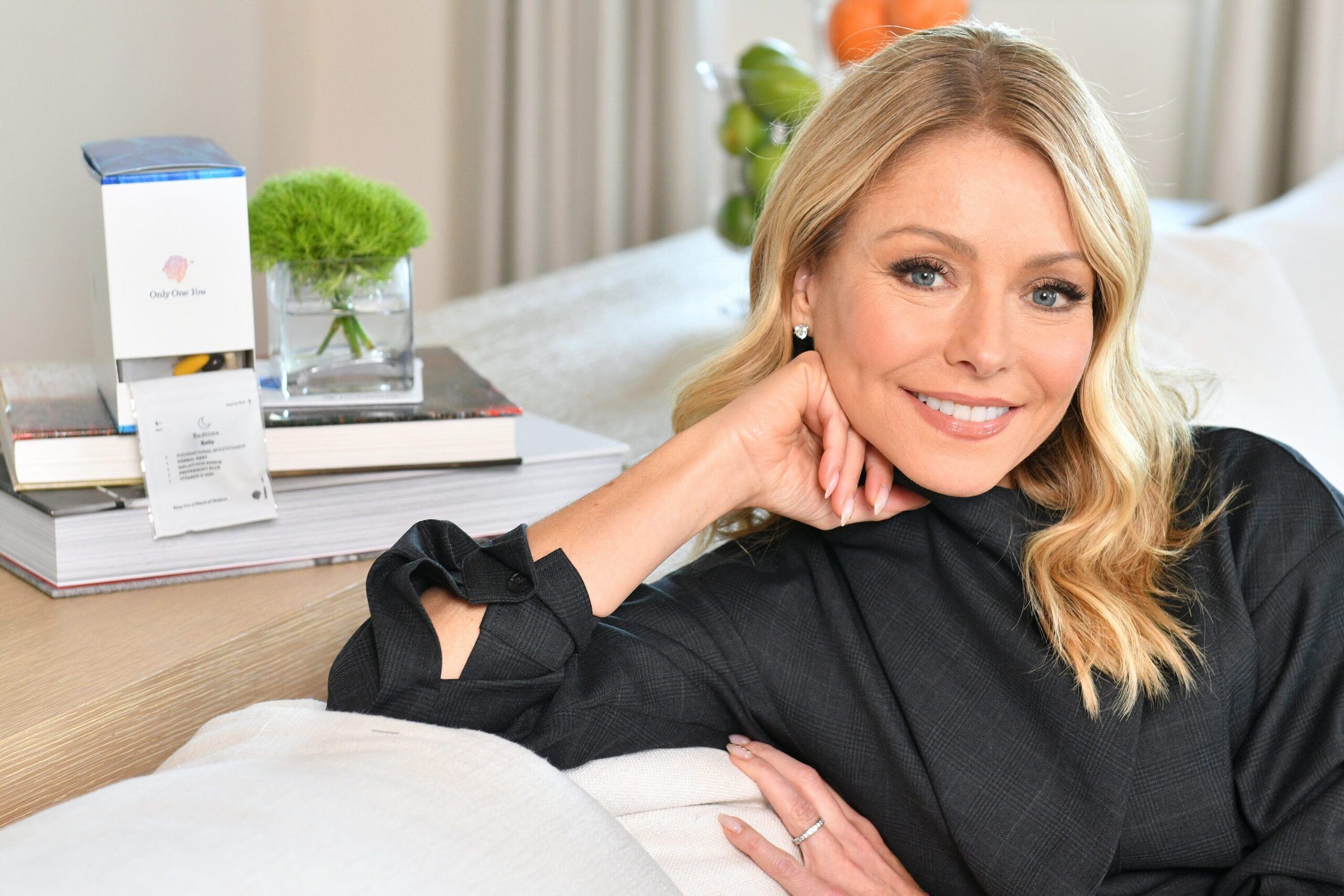 Kelly Ripa celebrates daughter Lola's first time voting in US election