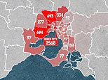 Inside Melbourne's coronavirus red zones where rise in cases could overwhelm hospitals