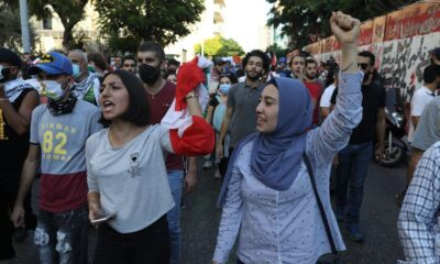 'We've Lost Our Country': Lebanese Flee Imploding Economy