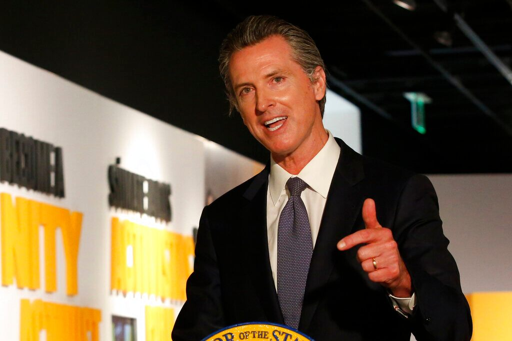Judge rules California's Newsom overstepped his authority with election order