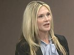 Actress Amy Locane is sent back to prison for eight years for killing a woman, 60, in 2010 DUI crash