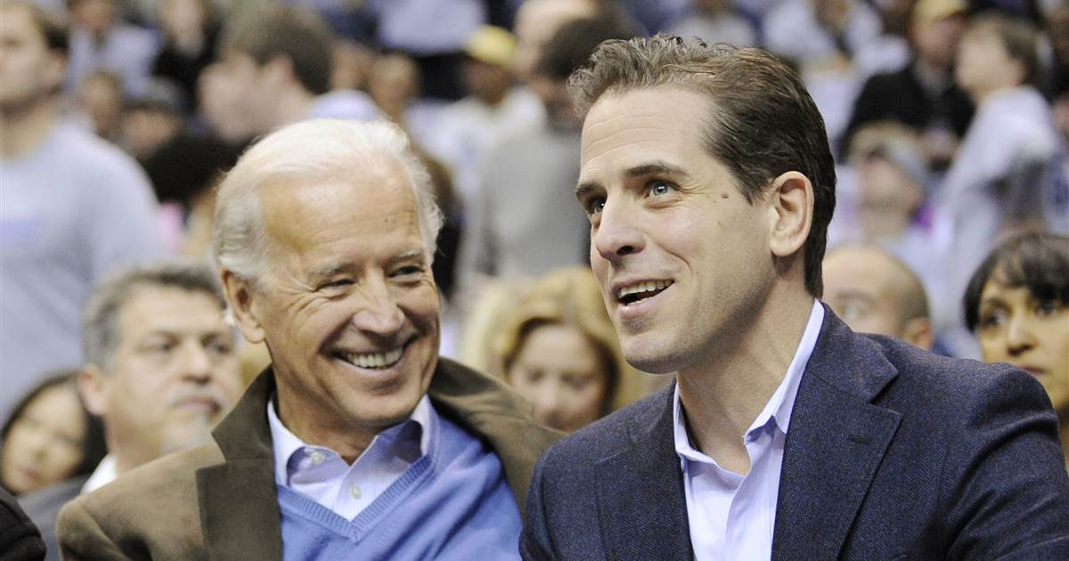 Win or lose, Joe Biden must commit to clearing the air about his son and China