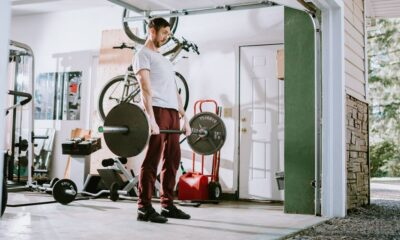 The 9 Best Barbells for Strength Training at Home