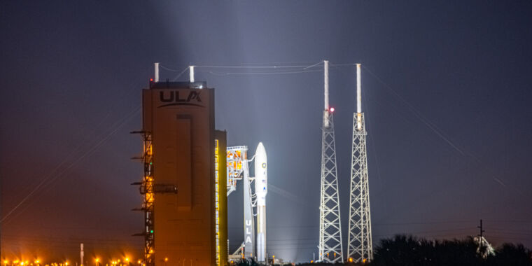 It's a NRO-go for an Atlas V launch on Wednesday night [Updated]