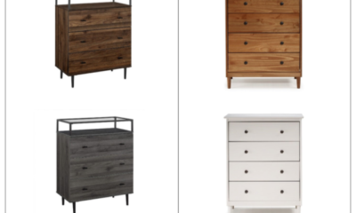 Walker Edison Recalls Chests Due to Tip-Over and Entrapment Hazards