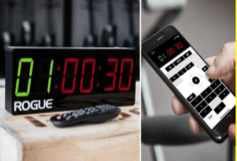 Coulter Ventures Recalls Rogue Home Timers Due to Fire Hazard; Sold Exclusively at Rogue Fitness