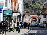 Idyllic Lewes in Sussex is hotbed of revolution, according to social media group