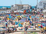 UK is set for 91F burst of Spanish sun on Friday when warm front sweeps in from Iberia