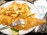 Britain's favourite fish could vanish from UK menus due to climate change