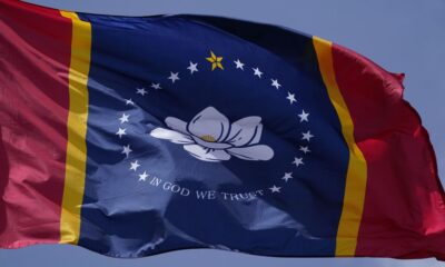 After Election, Mississippi Flies A New Magnolia Flag Free From Confederate Symbols