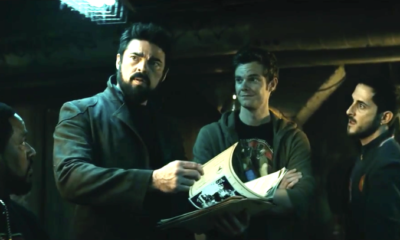 This Fan Theory Argues Butcher Might Be the True Villain on The Boys