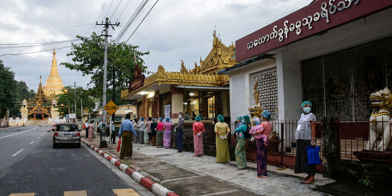 Myanmar Holds Election as Transition to Democracy Faces Hurdles