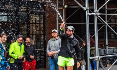 How Michael Ortiz Completed the 'Game of Hundos': 100 100-Milers in 100 Weeks
