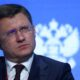Russian energy minister made deputy PM in cabinet reshuffle