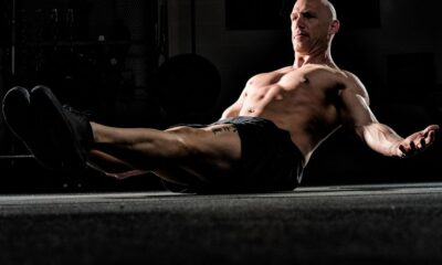Try Bobby Maximus' Challenging 12-Minute, Ab-Smashing Workout
