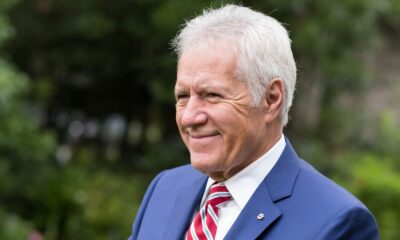 """Alex Trebek Spent His Final Day Exactly How He Wanted to, According to a """"Jeopardy!"""" Producer"""