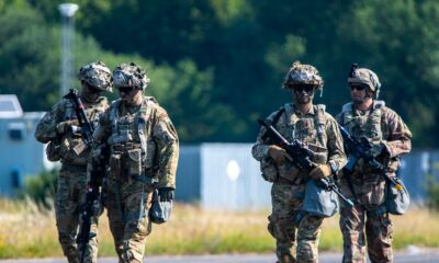 Congress Moves to Block Trump's Troop Cuts in Germany