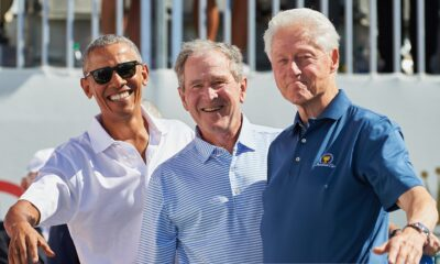 Obama, Clinton, and Bush All Confirm They'll Get a COVID-19 Vaccine