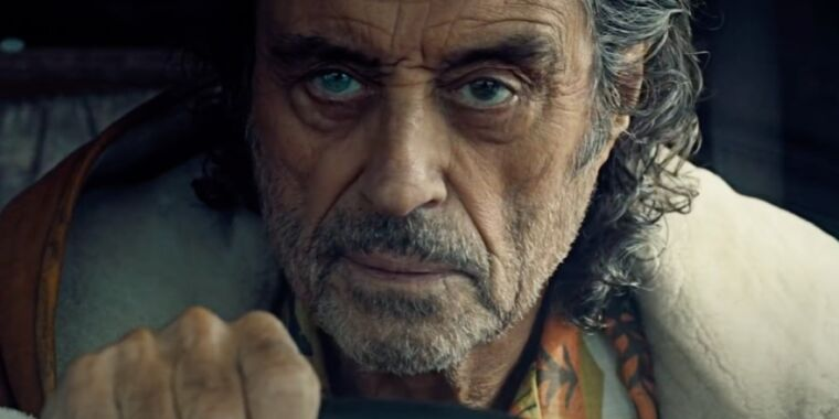 Shadow Moon tries to escape his demigod destiny in American Gods S3 trailer