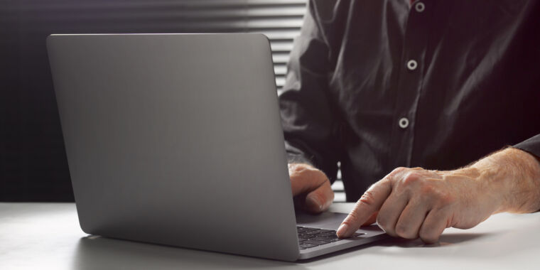 Feds logged website visitors in 2019, citing Patriot Act authority