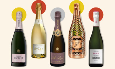 Champagne is too special to be enjoyed only on special occasions. Here are 5 bottles to pop anytime this winter