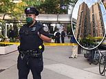 Boy, 13, plummets 20 floors to his death from Manhattan home as cops 'investigate possible suicide'