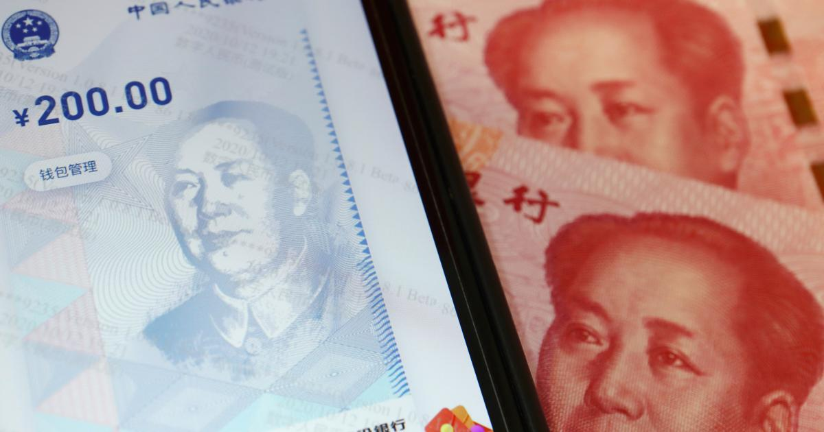 China's digital yuan is beginning its assault on the world's biggest mobile wallets