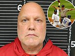 MLB umpire Brian O'Nora, 57, is among 14 men arrested during a prostitution sting in Ohio