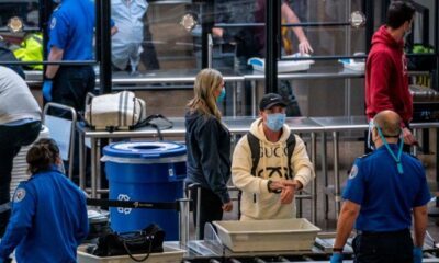 TSA is bracing for more Americans to push ahead with holiday travel plans despite CDC warnings