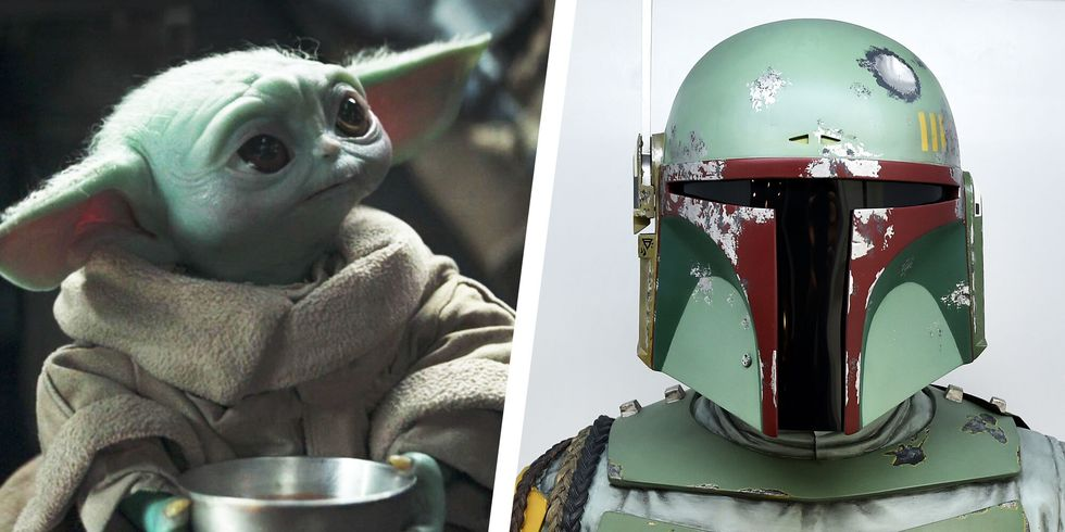 This  Mandalorian Fan Theory Predicts How Baby Yoda and Boba Fett's Futures Might Intertwine