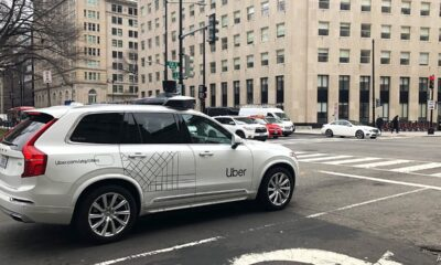 Why is Uber selling its autonomous-vehicle division?