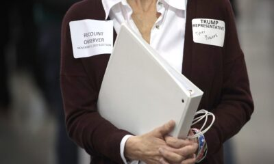 Republican legislators are refusing to pay two Wisconsin counties the $3 million they're owed for conducting election recounts