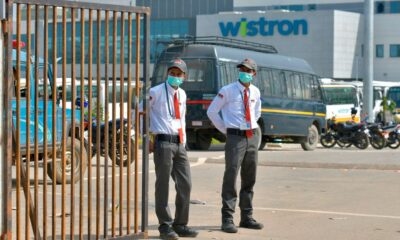 Indian iPhone Factory Attacked by Angry Workers