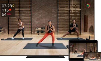 Apple's Fitness+ workout service: enthusiasm, energy, and plenty of integration