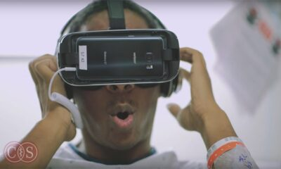 Virtual Reality Augmenting Therapy in Gastroenterology and Beyond