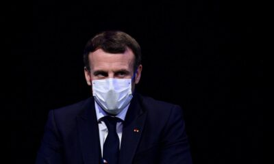 Caught Between Police and Protesters, Macron's Centrist Balancing Act Falls Apart