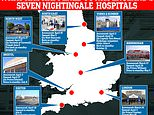 Britain CANNOT rely on Nightingales amid mutant Covid crisis