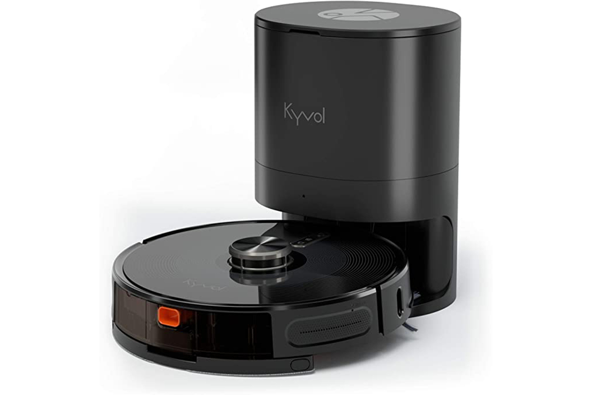 Kyvol Cybovac S31 review: This self-emptying robot vacuum can mop, too