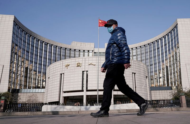 China leaves lending benchmark LPR unchanged for 8th straight month