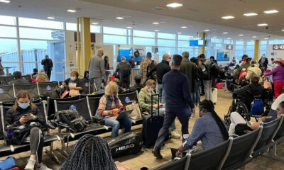 Holiday Travel Breaks Pandemic Record Despite Dire Covid Warnings