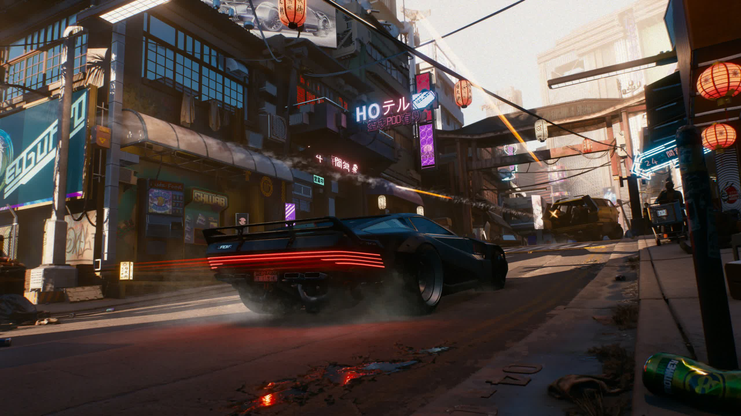 CD Projekt Red slapped with class action lawsuit over buggy Cyberpunk 2077 launch