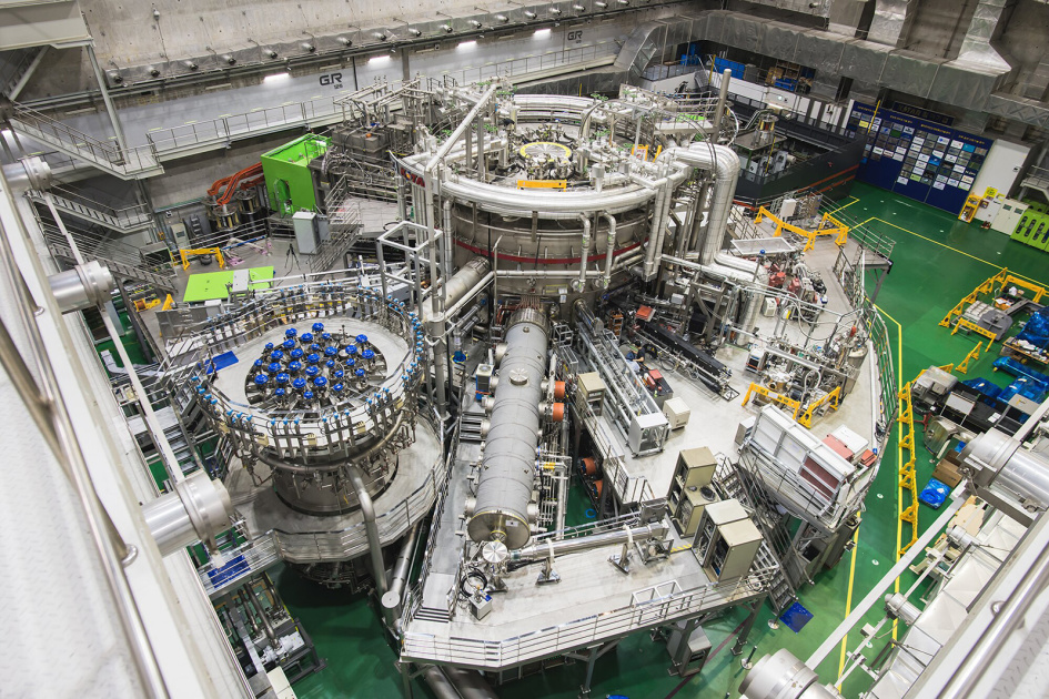Fusion energy device sets a record by running for 20 seconds