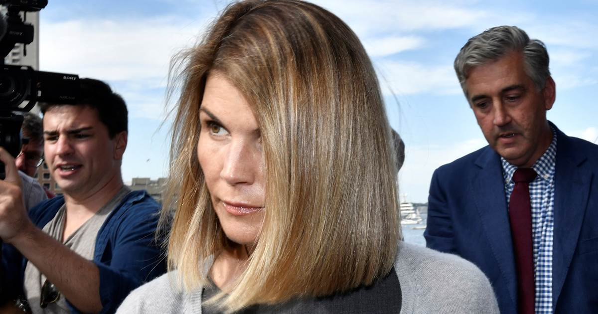 Lori Loughlin released from prison after serving 2 months for role in college admissions scandal