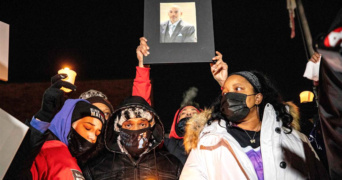 Ohio officer who fatally shot Andre Hill in Columbus is fired