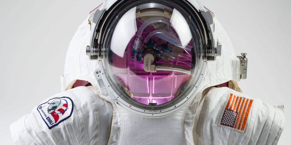 Current spacesuits won't cut it on the moon. So NASA made new ones.
